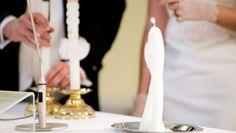 Sprüche zur Hochzeitskerze