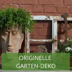 Garten Dekorieren: 7 Außergewöhnliche Deko Ideen!