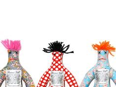 A Dammit Doll, for any occasion. Find what store sells them near you and test them out! http://dammitdolls.com/retailers.php