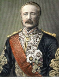 Major-General Charles George Gordon, CB (28 January 1833 – 26 January 1885), also known as Chinese Gordon, Gordon Pasha, and Gordon of Khartoum, was a British army officer and administrator. He died during the Siege of Khartoum.
