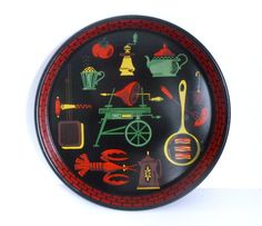 Spice Up Your Kitchen With Vintage! by Evan And Kris on Etsy