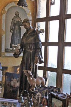 San Francisco de Asis...  Carmel Mission {by Lynel Moore}