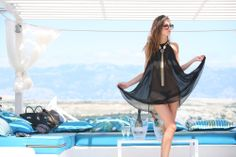 Papaya Zrce Girl #Zrce #Novalja #Pag #Kroatien #Croatia #Adria #Island #Beach #Sun #Happy #Clubbing #Party http://zrce.eu