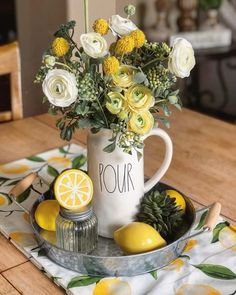 Popular Farmhouse Summer Decor Ideas For Your Home - Decorating for summer is fun and exciting. There are so many wonderful ideas just waiting to be discovered and put to use that you will have fun just .