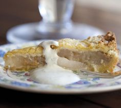 #RecipeOfTheWeek: Is it a pie or is it a cake? Whatever you call it, my Apple Breton Cake makes a delicious dessert.