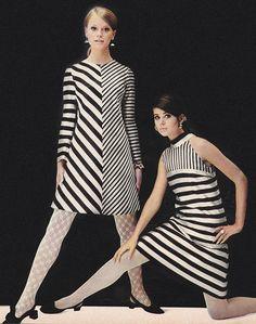 November 1967. 'Wow black! Wow white!'