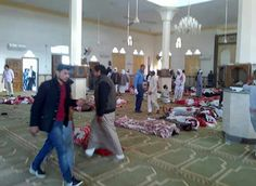 At least 235 dead, 109 wounded after Egypt militants attack mosque in Sinai Peninsula | Toronto Star