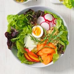 Ricette per dessert senza lattosio | Migusto Cobb Salad, Eggs, Dessert, Breakfast, Ethnic Recipes, Food, Cooking, Tips, Food Food