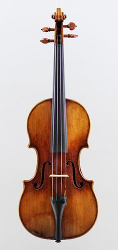 1728/9 Stradivarius violin owned by the ACO Instrument Fund and on loan to ACO Assistant Leader Satu Vanska.