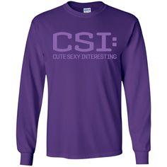 MBIT Exclusive CSI LS Ultra Cotton Tshirt Cool
