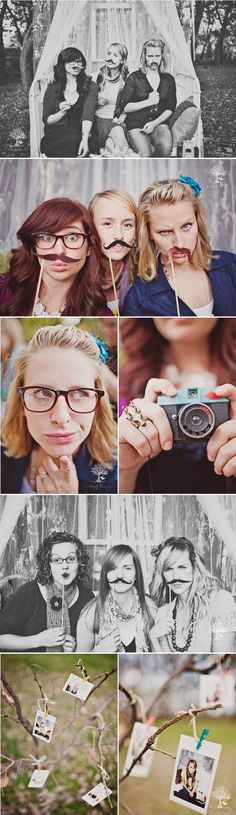 Girlfriends Photoshoot Ideas! Little bit on the nerdy side.. love it