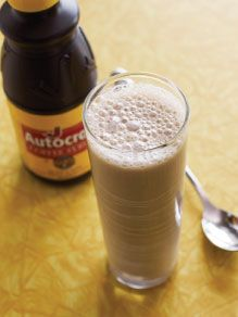 Coffee syrup is the secret to Rhode Island's favorite creamy confection. Photo by Stuart Mullenberg