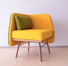 Bi-Silla Lounge Chair by Two.Six