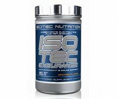 Isotec Endurance - 1000 g Scitec Nutrition, Iced Tea, Metabolism, Drink Bottles, Lemon, Drinks, Health, Food, Fitness