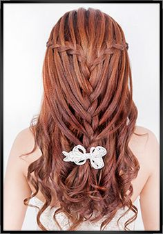 braided hairstyle - via http://create-stylist.com