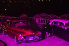 Buik de 1951 y Cadillac de 1949 Carlos Arias y Corsino