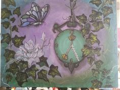 Timeless 24 x 30 thick canvass Paintings For Sale, Art, Kunst, Art Education, Artworks