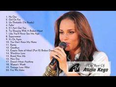Best Alicia Keys Songs ● Alicia Keys's Greatest