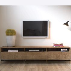 Tv Console - simple clean