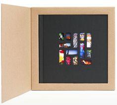 Mosaic photobook