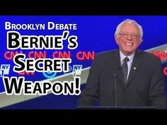 Bernie Sanders absolutely killed Hillary during this debate. DISCLAIMER: This video is edited. Please understand that it is purely for satirical effect. I'm ...