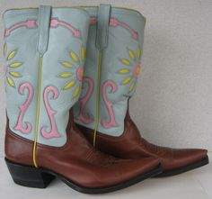 Vintage Rios Of Mercedes boots!