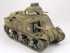 M3 Lee Medium Tank (USA) Tamiya Model Kits, Tamiya Models, M3 Lee, Self Propelled Artillery, Us Armor, Armored Vehicles, Armored Car, Military Action Figures, Tank Destroyer