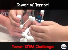 Tower of Terror! Stem Challenge | Life In Special Education | Bloglovin'