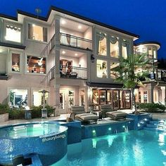 construction construction architecture House Big Mansions Luxury 47 S Big Mansions, Mansions Homes, Luxury Mansions, Celebrity Mansions, Dream Mansion, Mansion Bedroom, Mansion Interior, Luxury Homes Dream Houses, Dream Homes
