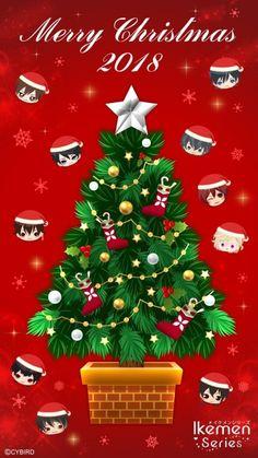 Merry Christmas from Cybird! Midnight Cinderella, Advent Calendar, Merry Christmas, Holiday Decor, Cats, Home Decor, Merry Little Christmas, Gatos, Decoration Home