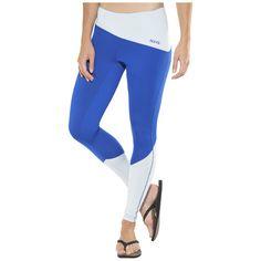 Nihil Brazil lange broek Dames blauw