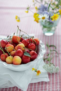 Cherries by WFLH - Meeta K. Wolff