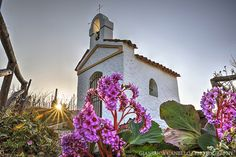 Little church on the Euganean Hills | | Flickr - Gianluca Canello | Thermae Abano Montegrotto