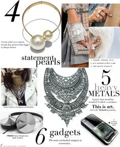 The Chic Edit by THE CHIC STREET JOURNAL | Lucky Community design by Oly Keskinidis
