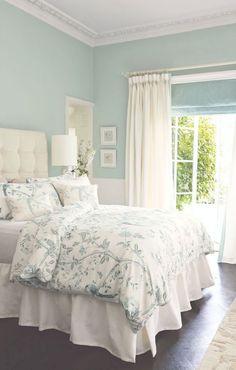 46 Spring Bedroom Design Ideas On 2019 Bedroom Furniture Sets, Bedroom Sets, Home Decor Bedroom, Furniture Stores, Bedding Sets, Blue Bedrooms, Cheap Furniture, Modern Bedroom, Coastal Bedrooms