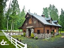 Steel Buildings with Living Quarters | Pole Barn With Living ...