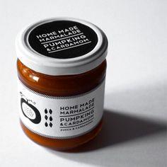 Home made Marmalade by Dry Design, via Behance