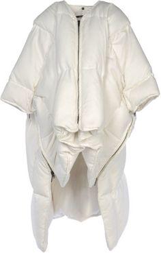 Maison Margiela Down Jacket in White