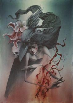 Shaun Friend(Craww)...   Kai Fine Art