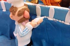 Muppets Wedding cake I just want this guy at the bottom of the cake. The Muppets movie was our first date.