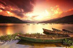 Golden beauty of Nepal,,, Fewa Lake #Nepal will always have your heart <3<3