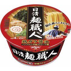 日清食品 日清麺職人 醤油 104g×12個   timein.jp