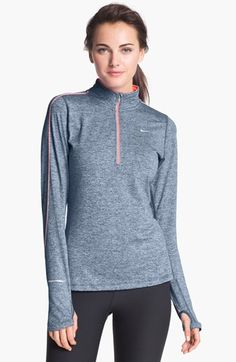 Nike 'Element' Half Zip Top | Nordstrom I love this so much. Want it so badly.