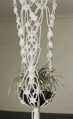 Google Image Result for http://smalltown.net.au/content/3.macrame-products/1.small-macrame-pot-hanging/3.small-macrame-pot-hanging-white-detail.jpg