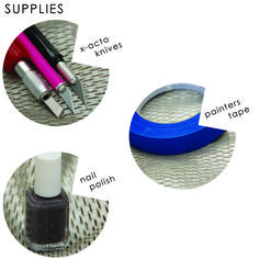 X-ACTO spike nails - supplies Beauty Tips, Beauty Hacks, Nail Tape, Nail Supply, Craft Supplies, Detail, Nails, Unique, Crafts