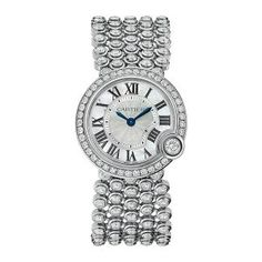 Best luxury watches for women no. 1. TOP CHOICE: Ballon Blanc de Cartier. Harkening back to the Roaring 20s and the era's glittering bracelets dripping with gemstones, the Ballon Blanc de Cartier melds the unparalleled design skills of Cartier with a high-quality Swiss quartz movement.