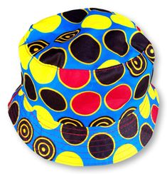 Spot Reversible Bucket Hat Size : 35 cm x 21 cm Weight : 50 g Washable : Yes Fabric : Cotton Hand Made Hat Sizes, Bucket Hat, Hats, Fabric, Cotton, Handmade, Tejido, Tela, Hand Made