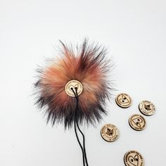 Sangria Faux Fur Pom Poms – Warehouse 2020 Faux Fur Pom Pom, Black Nylons, Sangria, Pom Poms, Warehouse, Burgundy, Beige, Pink, How To Make