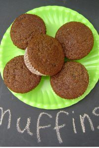 Bran Muffins with a Twist - Kelly Francis : Registered Dietitian Healthy Picnic Foods, Healthy Afternoon Snacks, Healthy Snacks, Healthy Recipes, Lunch Box Recipes, Snack Recipes, Bran Muffins, Cook At Home, School Snacks