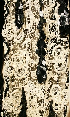 Mantle (image 4) | House of Worth | French | early 1890s | silk, sequins | Metropolitan Museum of Art | Accession Number: 49.3.16